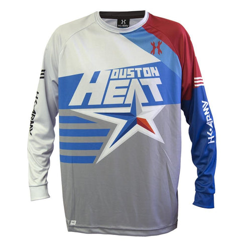 Hk Army Dry Fit Practice Jersey - Houston Heat