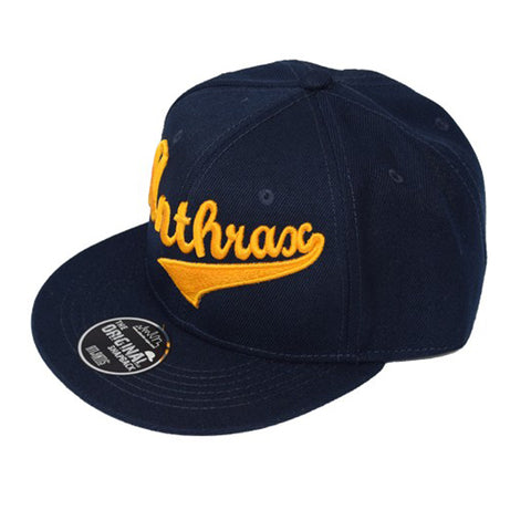 Anthrax West Coast Snapback Cap
