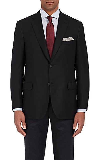 Black Camel Hair SportCoat - Miguel's Men's Wear