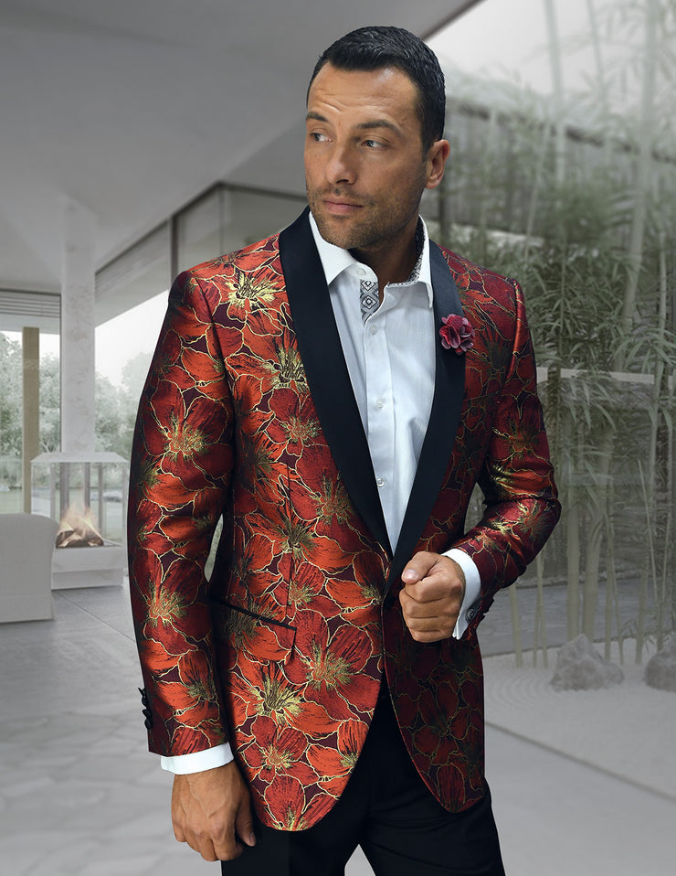 PJ Fashion Blazer 107 - Miguel's Men's Wear