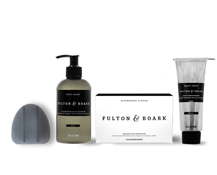 ULTIMATE FACE CARE KIT - Miguel's Men's Wear