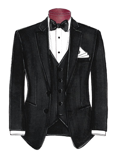 BOYS TUXEDO - Miguel's Men's Wear