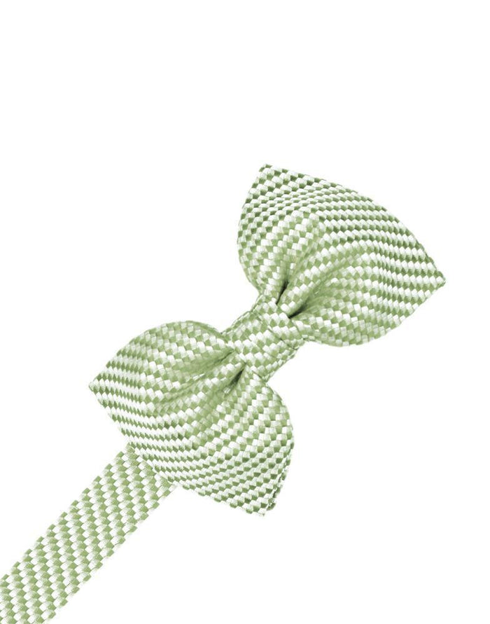 Mint Venetian Bow Tie - Miguel's Men's Wear