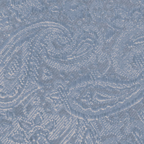 Modern Solid - Desert Blue Paisley - Miguel's Men's Wear