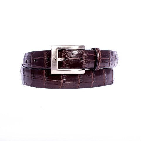 NILE DRESS BELT - Miguel's Men's Wear