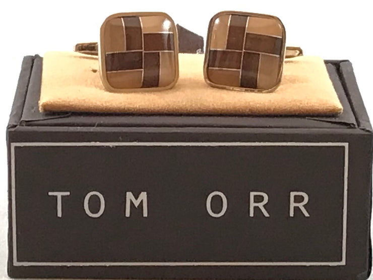 TOM ORR Cufflinks 3653 - Miguel's Men's Wear