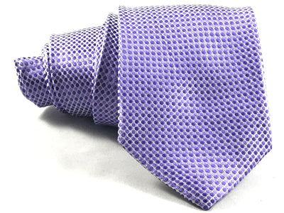 Lilac Silk Tie - Miguel's Men's Wear
