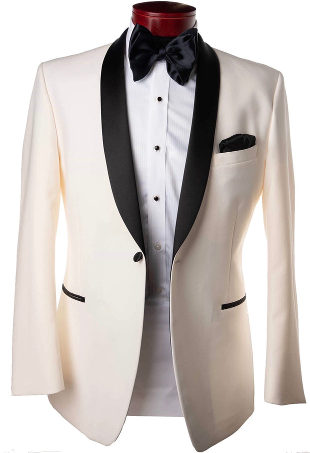 TC 771 Ivory - Miguel's Men's Wear