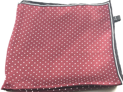 Polka Dot S square - Miguel's Men's Wear