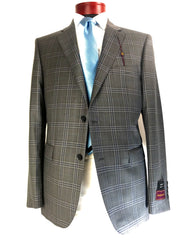 DAB119827 Grey Plaid
