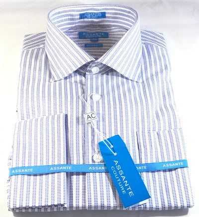 Blue Stripe - Miguel's Men's Wear