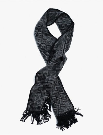 LLAMA GREY HANDWOVEN - Miguel's Men's Wear