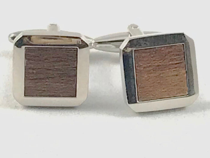 TOM ORR Brown Cufflinks - Miguel's Men's Wear