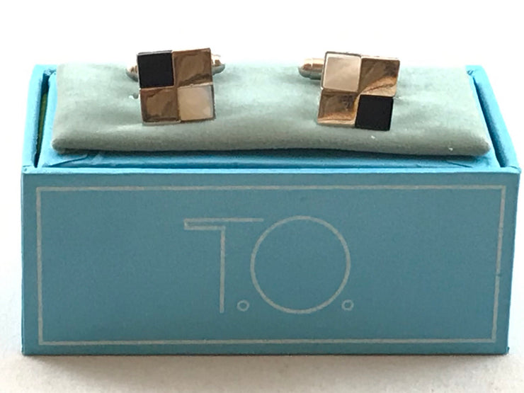 T.C. Cufflink 186 - Miguel's Men's Wear