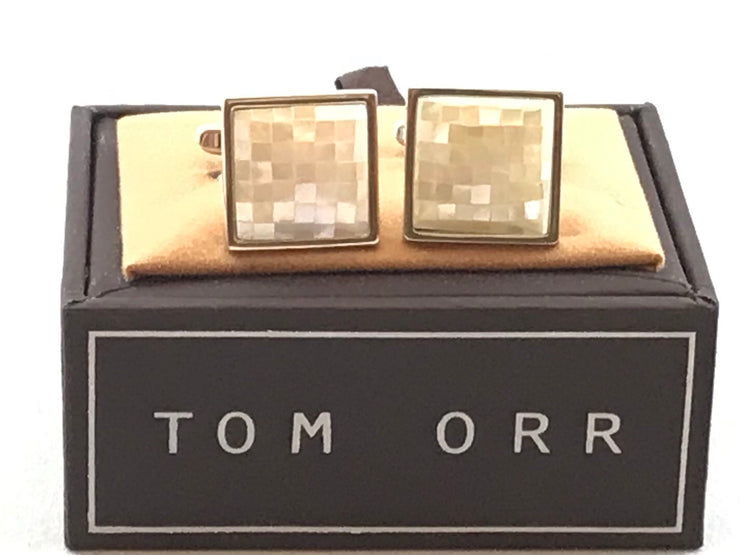 TOM ORR Cufflinks 2503 - Miguel's Men's Wear