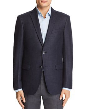 Navy Cashmere Sport Coat - Miguel's Men's Wear
