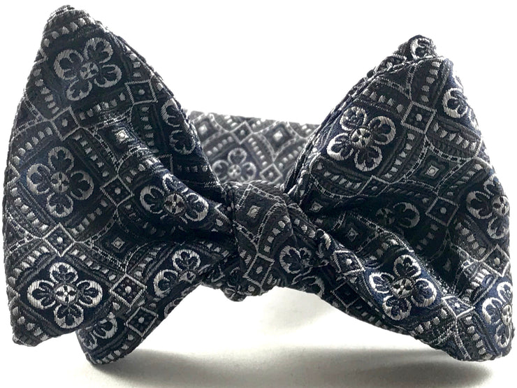 Copy of Silk Woven Bowtie 2 - Miguel's Men's Wear