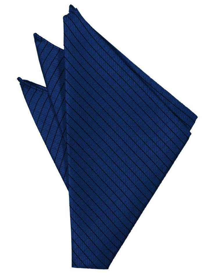 Royal Blue Palermo Pocket Square - Miguel's Men's Wear