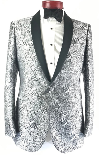 Platinum Aries Paisley - Miguel's Men's Wear