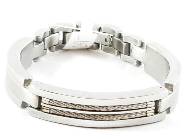 Mens Bangle Bracelet - Miguel's Men's Wear