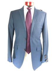 AR 320/19 Blue - Miguel's Men's Wear