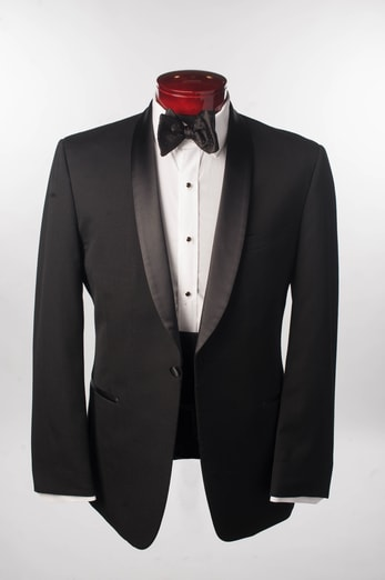 BLACK CHANDLER - Miguel's Men's Wear