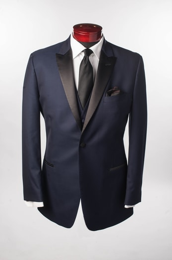 Navy Blake - Miguel's Men's Wear