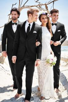 STERLING WEDDING SUIT - Miguel's Men's Wear
