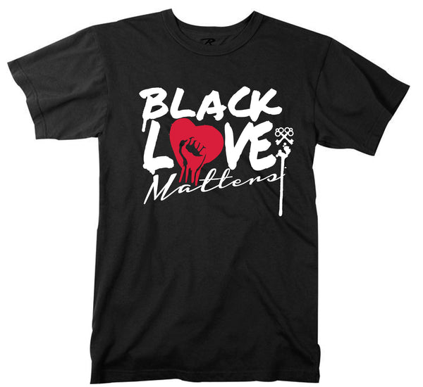 Black - Keys to Black Wealth Short Sleeve T-Shirt (Black Love Matters)