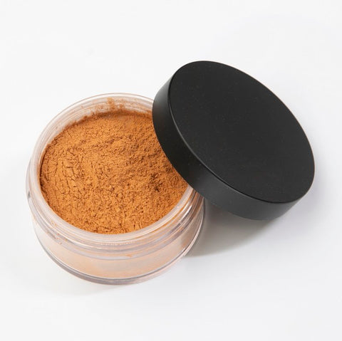 V.A.M. Cosmetics Loose Setting Powder - Medium/Deep