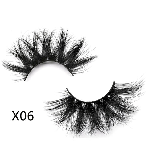 25mm Mink Lashes