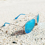 Blenders Eyewear-Accessories-A Series // Blue Angel Polarized Sunglasses