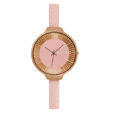 RumbaTime-Watches-Orchard Leather Rose Smoke