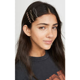 Diamond Shaped Bobby Pins Set