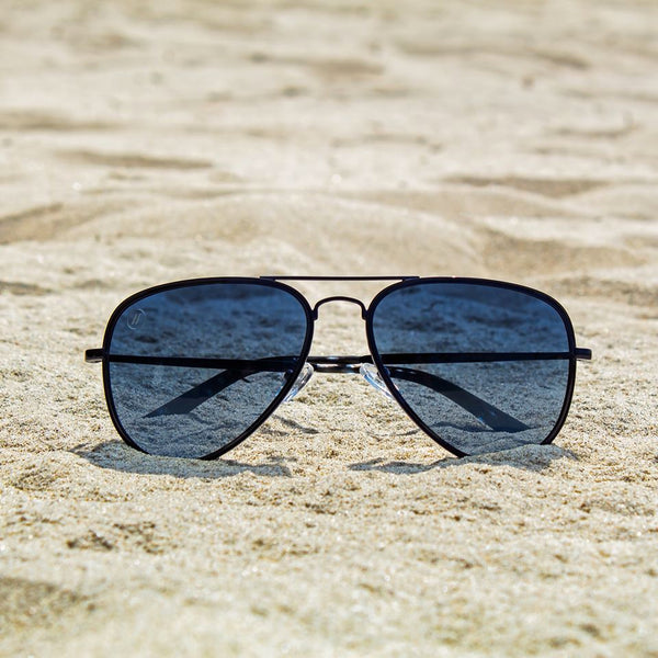 A Series // Infinite Midnight Polarized Sunglasses