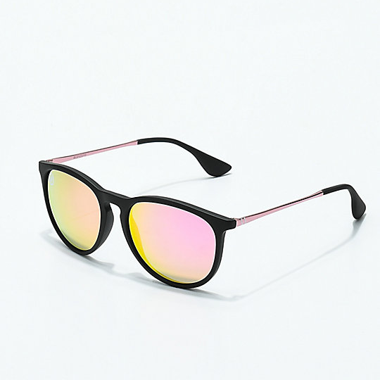 Blenders Eyewear-Accessories-Northpark // Rose theater Polarized Sunglasses