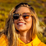 Blenders Eyewear-Accessories-Cardiff // Gold Mamba Polarized Sunglasses
