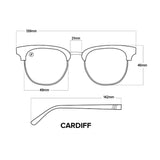 Blenders Eyewear-Accessories-Cardiff // Isabella Swift Sunglasses