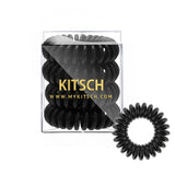 KITSCH-HAIR ACC-Black Hair Coils