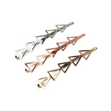 KITSCH-HAIR ACC-Triangle Shaped Bobby Pins Set