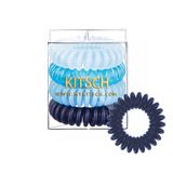 KITSCH-HAIR ACC-Denim Hair Coils