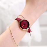 RumbaTime-Watches-Orchard Gem Watch - Merlot