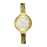RumbaTime-Watches-Orchard Gem Exotic Gold Amazon