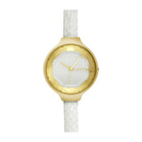 RumbaTime-Watches-Orchard Gem Exotic Watch - Gold Crystal