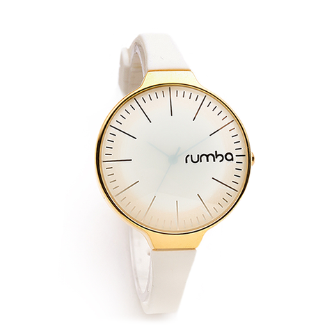 RumbaTime-Watches-Orchard Gold Snow Patrol