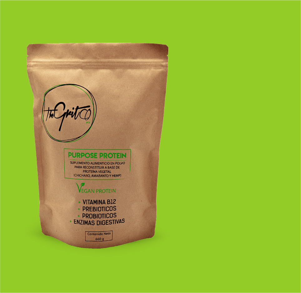 Purpose <br>Vegan Protein