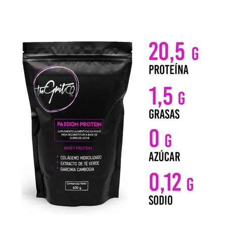Passion Protein