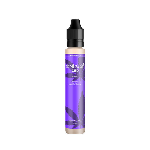 Berry blast-– Hemp Vape Oil