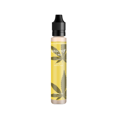 Mango-– Hemp Vape Oil