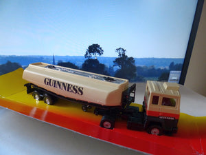 1169 Ford Guinness Tanker with original box